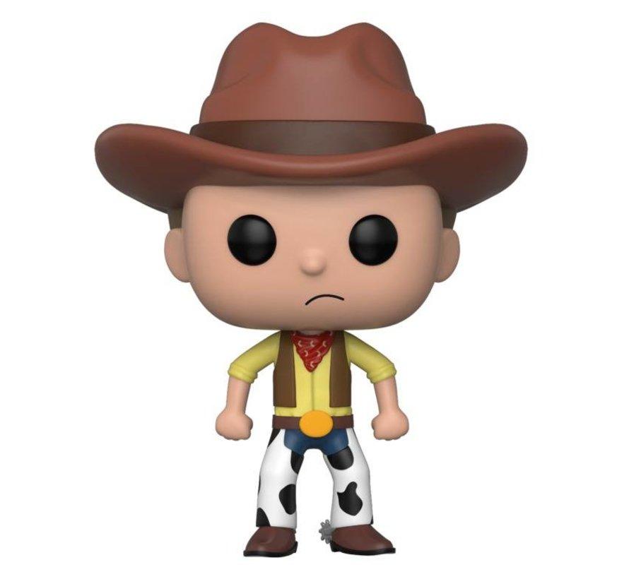 Western Morty SDCC 2018 #364  - Rick & Morty -  - Funko POP!