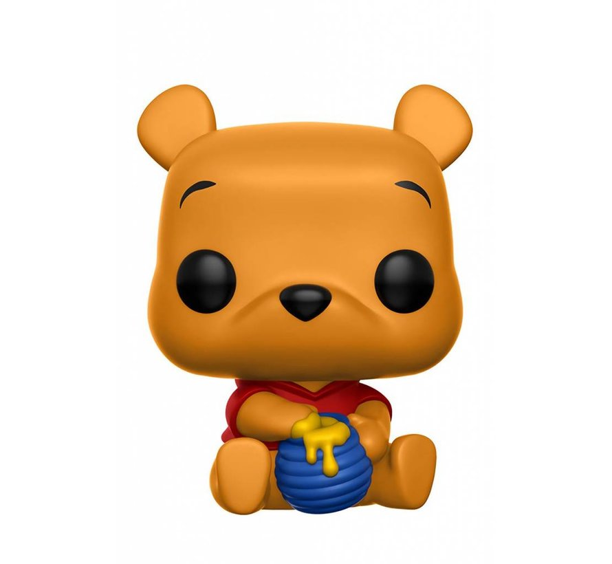 Seated Pooh #252  - Winnie The Pooh - Disney - Funko POP!