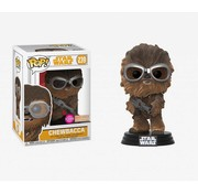 Funko Chewbacca Flocked (BoxLunch exclusive) #239 - Funko POP!