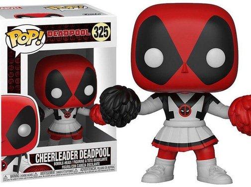 Funko Cheerleader Deadpool (BoxLunch exclusive) #325 - Funko POP!