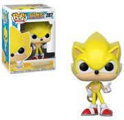 Funko Super Sonic #287 - Funko POP!