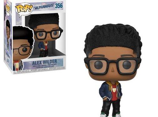 Funko Alex Wilder #356 - Funko POP!