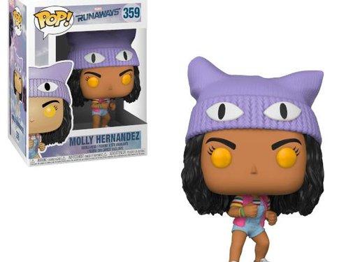 Funko Molly Hernandez #359 - Funko POP!