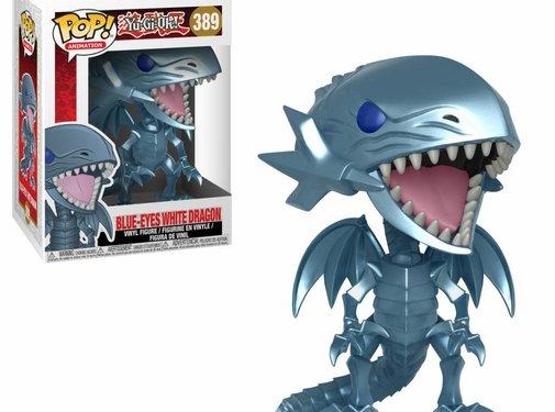 Funko Blue Eyes White Dragon #389 - Funko POP!