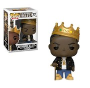 Funko Notorious B.I.G. with Crown #78 - Funko POP!
