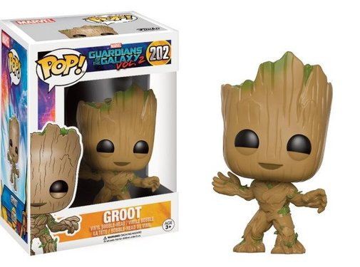 Funko Young Groot #202 - Funko POP!