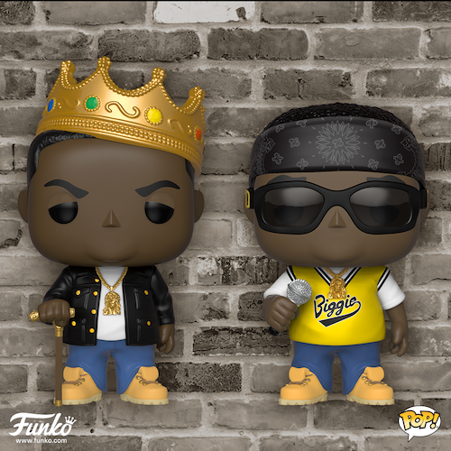 Notorious B.I.G. Funko Pops