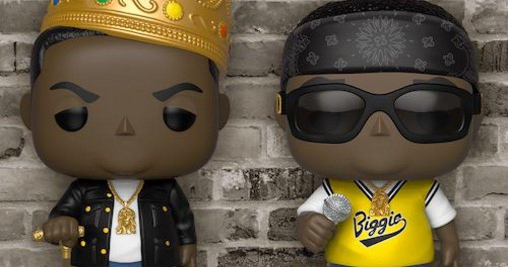 Funko Pop! Rocks - Nieuwe Pre-Orders van Notorious B.I.G en Mariah Carey
