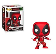 Funko Holiday Deadpool with Candy Canes #400 - Funko POP!
