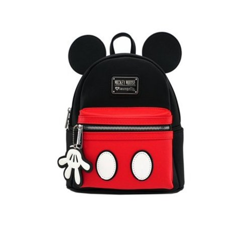 Loungefly Loungefly Disney -Mickey Mini Backpack / Rugtas -Mickey Mouse