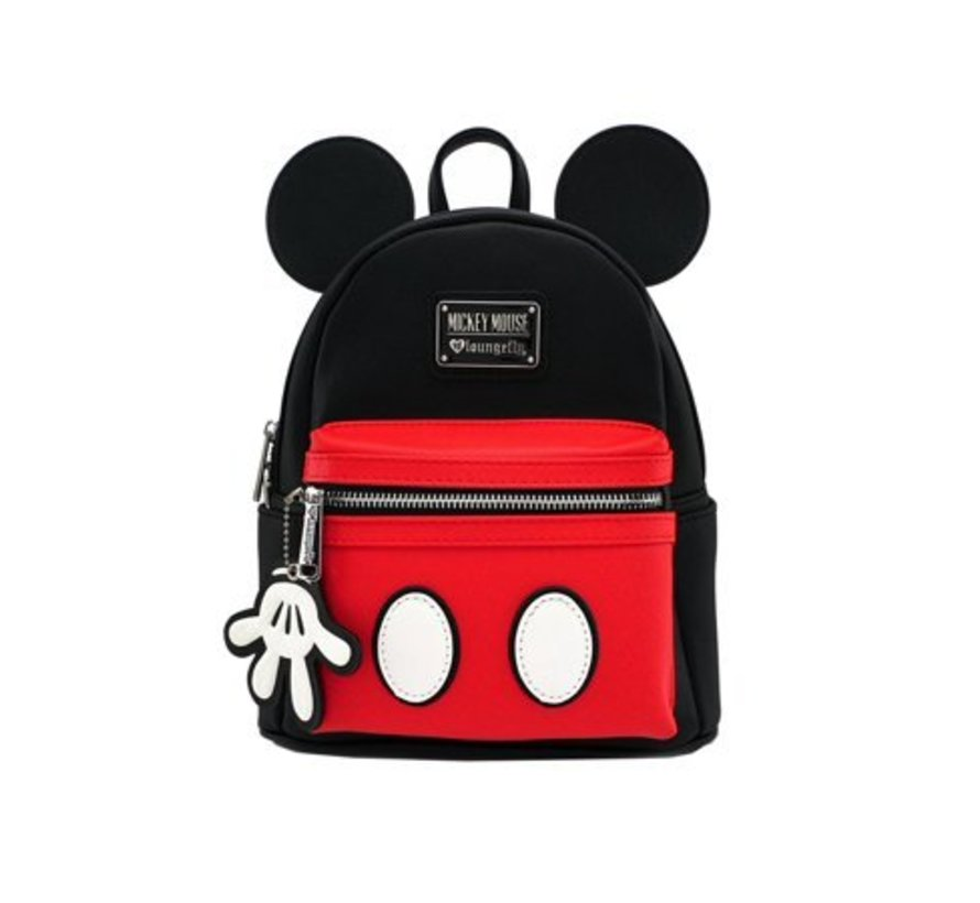 Loungefly Disney -Mickey Mini Backpack / Rugtas -Mickey Mouse