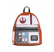 Loungefly Loungefly Star Wars -X-Wing Pilot Mini Backpack / Rugtas