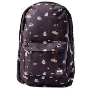 Loungefly Loungefly Star Wars -Droid BB-8 Backpack / Rugtas