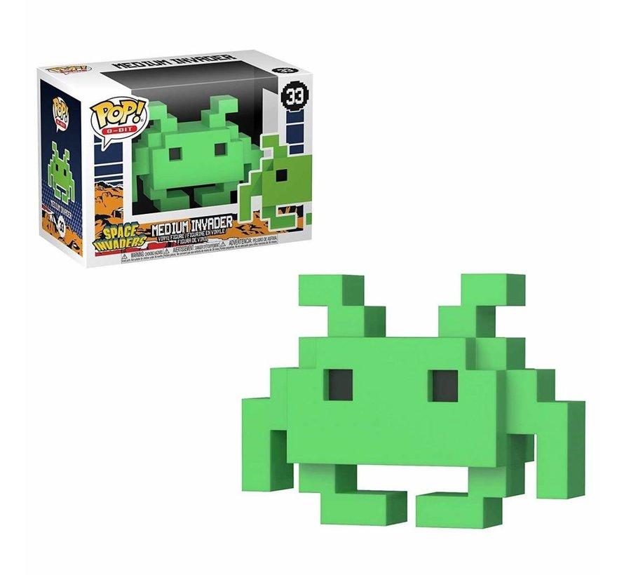 Medium Invader #33  - Space Invaders - 8-bit - Funko POP!