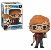 Funko Ed Sheeran #76 - Funko POP!
