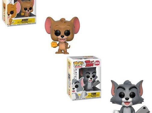 Funko Tom & Jerry #404 & #405 - Funko POP!