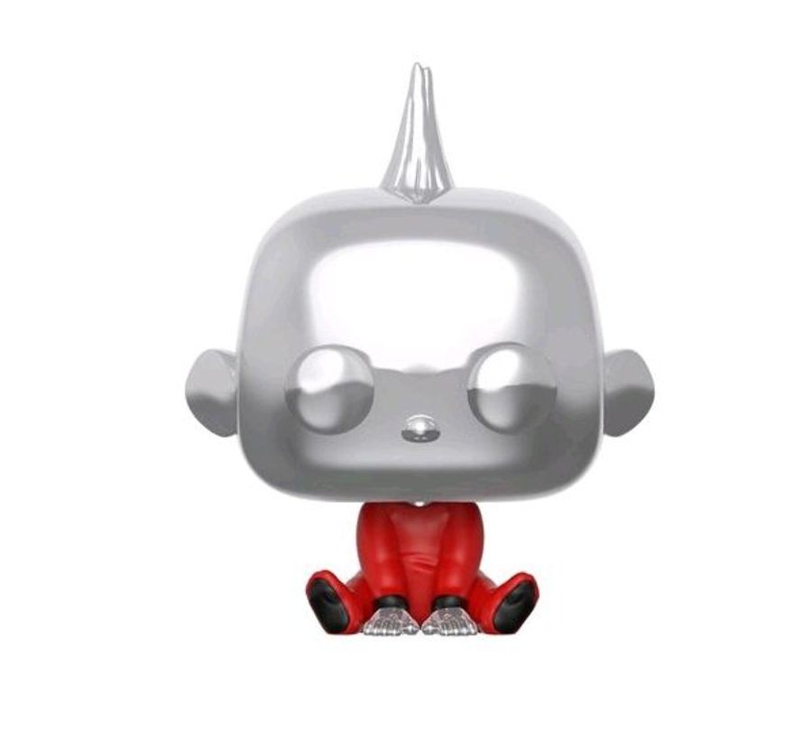Jack-Jack Chrome #367 Limited Editie - The Incredibles 2 - Disney - Funko POP!