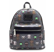 Loungefly Loungefly Marvel -Guardians of the Galaxy Kawaii Mini Backpack / Rugtas
