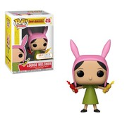 Funko Louise Belcher with ketchup and mustard- Boxlunch Exclusive #414 - Funko POP!