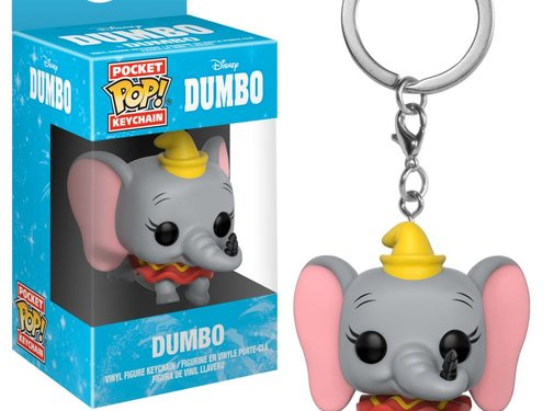Funko Dumbo  - Funko Pocket POP! Keychain