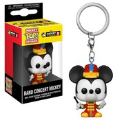 Funko Band Concert Mickey  - Funko Pocket POP! Keychain