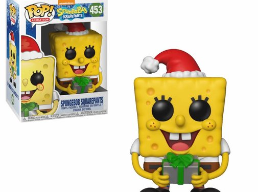 Funko Spongebob Squarepants Holiday #453 - Funko POP!