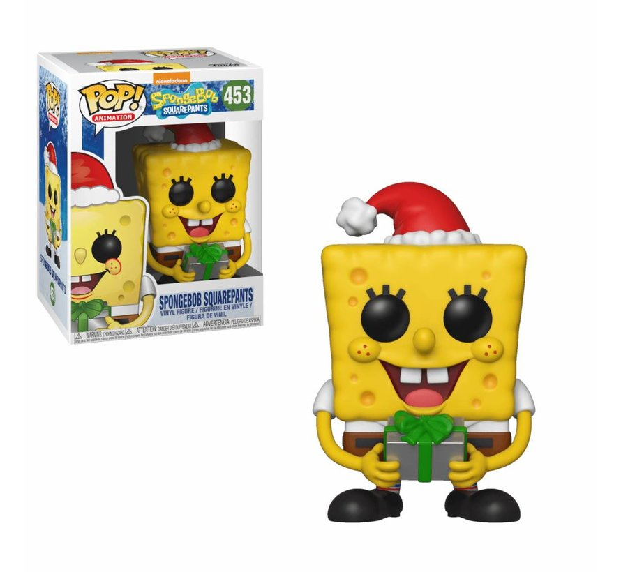 Spongebob Squarepants Holiday #453  - Spongebob Squarepants - Funko POP!