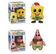 Funko Spongebob & Patrick Combi-deal - Funko POP!