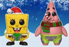 Spongebob Squarepants Holiday Pops beschikbaar als pre-order