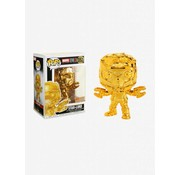 Funko Star-Lord Gold Chrome BoxLunch Exclusive #353 - Funko POP!