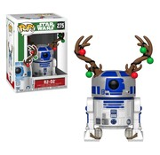 Funko R2-D2 with antlers #275 - Funko POP!