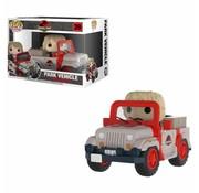 Funko Park Vehicle #39 - Funko POP! Rides