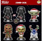 Funko Star-Wars Holiday Combi-deal - Funko POP!