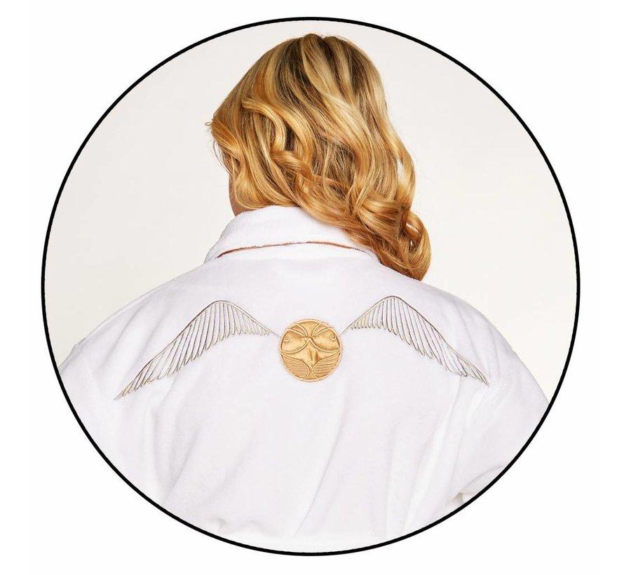 Harry Potter Gouden Snitch / Snaai Fleece badjas