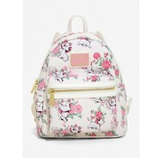 Loungefly Loungefly The Aristocats Marie Floral Mini Backpack / Rugtas