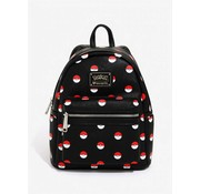Loungefly Loungefly Pokémon Poké Ball Backpack / Rugtas