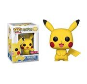 Funko Pikachu - Target Exclusive #353 - Funko POP! - Box Damage!