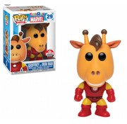 Funko Geoffrey as Iron Man Canada Fan Expo Exclusive #29 - Funko POP!