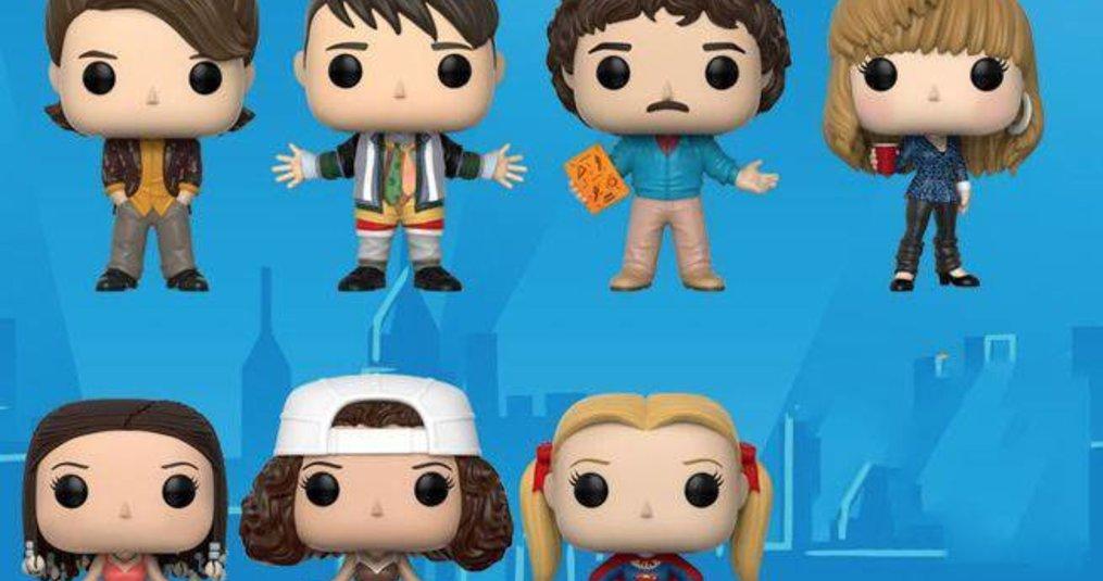 Friends Funko Pops Series 2