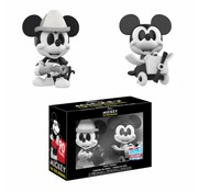 Funko Mickey Mouse (B&W) 2-pack - Funko Mini Vinyl!