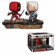 Funko Deadpool vs Cable #318 - Funko POP!