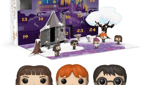 Funko Harry Potter Advent Kalender