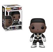 Funko Black Ranger (No Helmet) - Zack #672 - Funko POP!