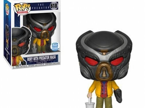 Funko Rory With Predator Mask #618 - Funko POP!