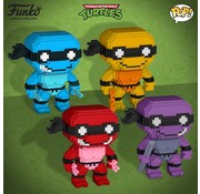 Funko Teenage Mutant Ninja Turtles Bundel  - Funko POP!