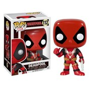 Funko Deadpool (Thumb Up) #112 - Funko POP!