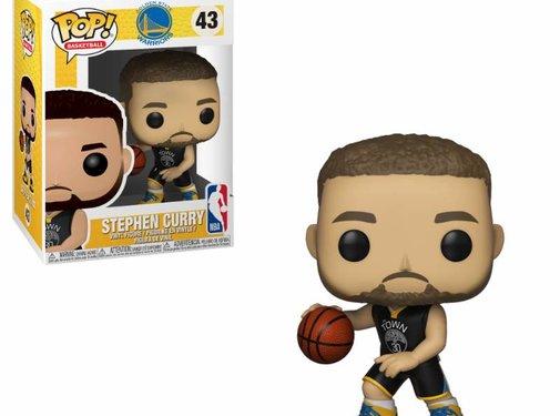 Funko Stephen Curry #43 NBA Warriors - Funko POP!