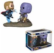 Funko Thor vs Thanos #707 - Funko POP! Movie Moment
