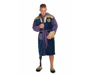 Marvel Marvel: Thanos Fleece Badjas -  One size