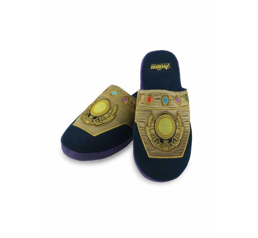Thanos - Infinity War instap pantoffels met anti slip
